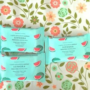 Sephora Wipes Watermelon Bundle (3)